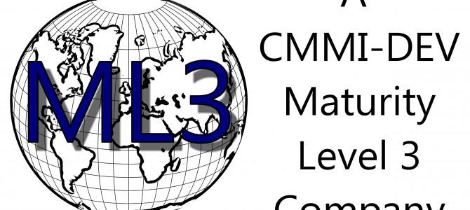 CMMI-DEV ML3 2010