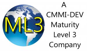 CDI CMMI ML3 Logo